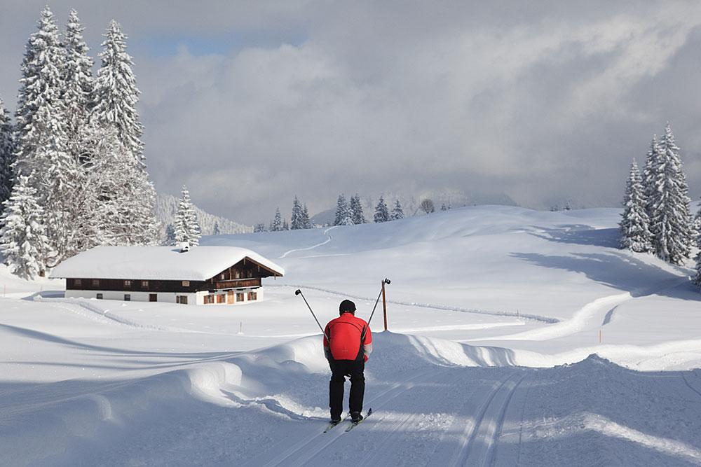 Urlaub Am Grossen Arber Im Bayerischen Wald Nordic Walking In
