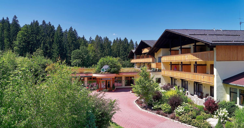 Hotel In Bodenmais Bayerischer Wald Urlaub Im Wellnesshotel Riederin