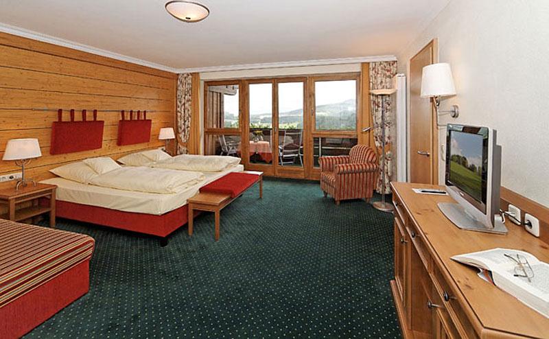 Bayern Beauty Hotel in Bodenmais Bayr. Wald